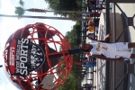 Jada at the globe