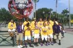 Spring Fling 2 9th grade champions at globe