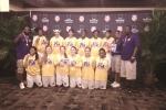 Spring Fling 9th grade champions