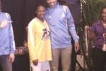 Tay & WNBA player