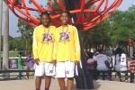 Tay & Yonna at globe