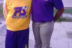 Tay Green & Coach Felicia Johnson